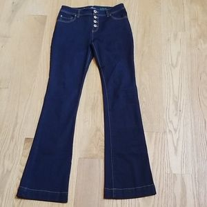 New INC Flare Leg Regular Fit Jeans  - SZ 4